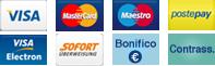 Compribene - Metodi di pagamento